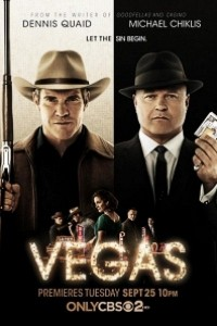 Caratula, cartel, poster o portada de Vegas