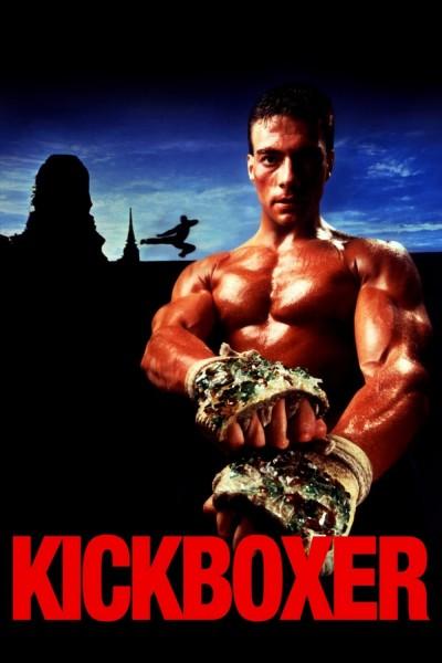 Caratula, cartel, poster o portada de Kickboxer