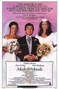 Caratula, cartel, poster o portada de Micki y Maude