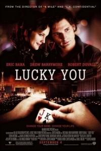 Caratula, cartel, poster o portada de Lucky You