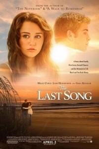 Caratula, cartel, poster o portada de La última canción