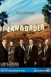 Caratula, cartel, poster o portada de Ley y Orden: Los Ángeles