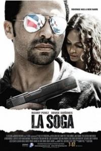 Caratula, cartel, poster o portada de La soga