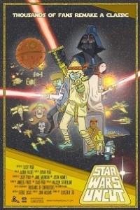 Caratula, cartel, poster o portada de Star Wars Uncut