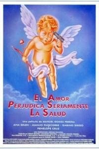 Caratula, cartel, poster o portada de El amor perjudica seriamente la salud