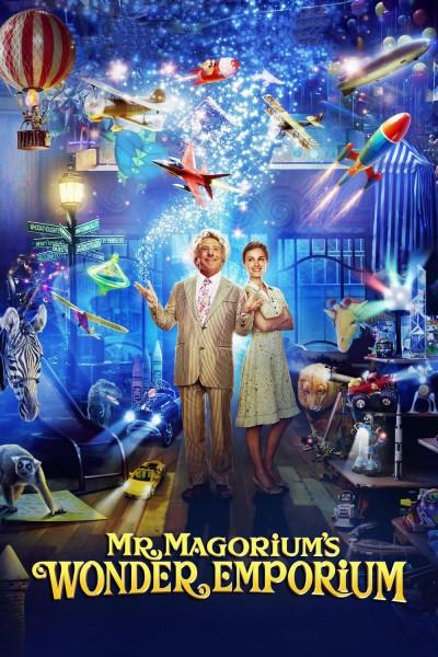 Caratula, cartel, poster o portada de Mr. Magorium y su tienda mágica