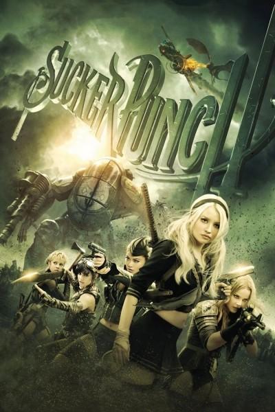 Caratula, cartel, poster o portada de Sucker Punch