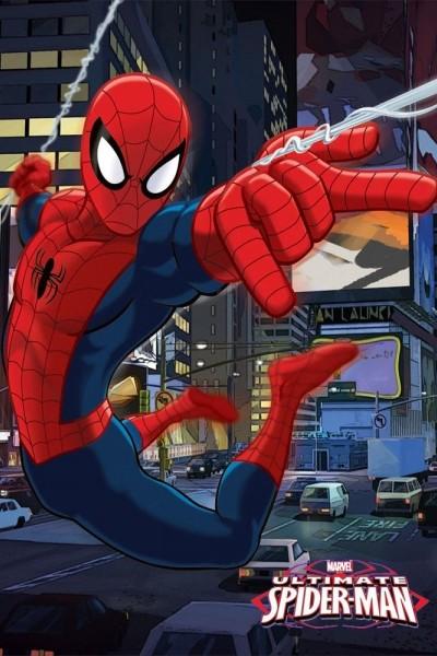 Caratula, cartel, poster o portada de Ultimate Spider-Man