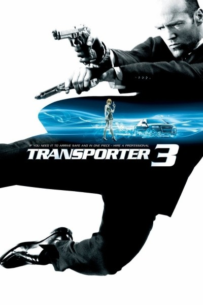 Caratula, cartel, poster o portada de Transporter 3