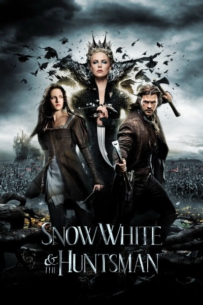 Caratula, cartel, poster o portada de Blancanieves y la leyenda del cazador