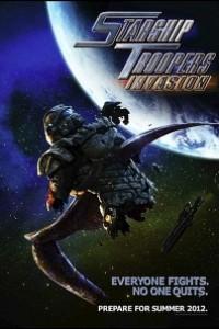 Caratula, cartel, poster o portada de Starship Troopers: Invasión