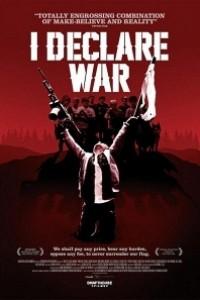 Caratula, cartel, poster o portada de I Declare War