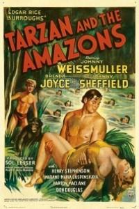 Caratula, cartel, poster o portada de Tarzán y las amazonas