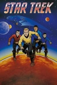 Caratula, cartel, poster o portada de Star Trek: La serie animada (ST:LSA)