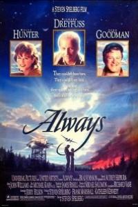 Caratula, cartel, poster o portada de Always (Para siempre)