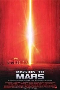 Caratula, cartel, poster o portada de Misión a Marte