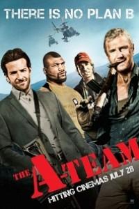 Caratula, cartel, poster o portada de El equipo A