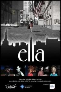 Caratula, cartel, poster o portada de Ella