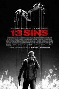 Caratula, cartel, poster o portada de 13 Sins