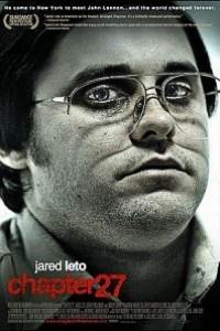 Caratula, cartel, poster o portada de El asesinato de John Lennon