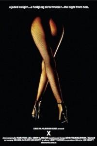 Caratula, cartel, poster o portada de X: Una noche de venganza