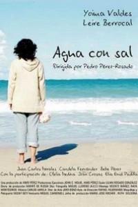 Caratula, cartel, poster o portada de Agua con sal