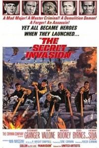 Caratula, cartel, poster o portada de Secreta invasión