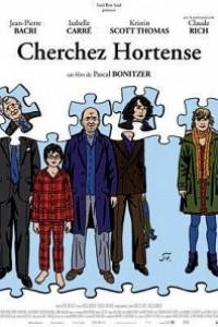 Caratula, cartel, poster o portada de Cherchez Hortense