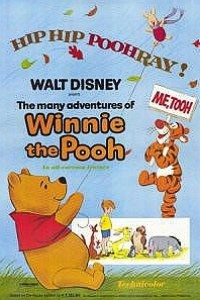Caratula, cartel, poster o portada de Lo mejor de Winnie the Pooh