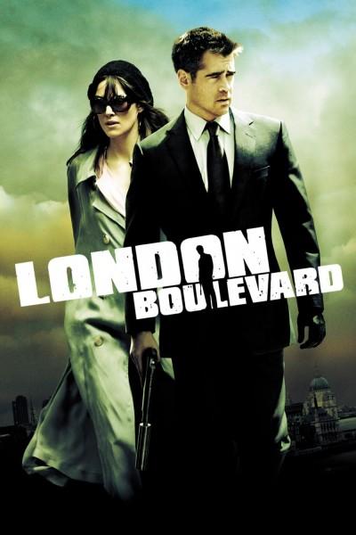 Caratula, cartel, poster o portada de London Boulevard