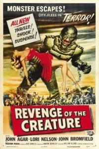 Caratula, cartel, poster o portada de El regreso del monstruo