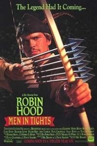 Caratula, cartel, poster o portada de Las locas, locas aventuras de Robin Hood