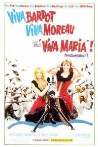 Caratula, cartel, poster o portada de ¡Viva María!
