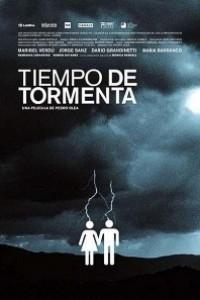 Caratula, cartel, poster o portada de Tiempo de tormenta