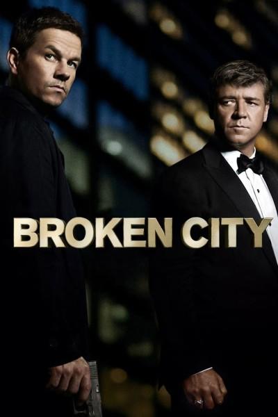Caratula, cartel, poster o portada de La trama (Broken City)