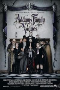 Caratula, cartel, poster o portada de La familia Addams. La tradición continúa