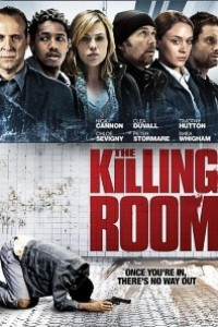 Caratula, cartel, poster o portada de The Killing Room
