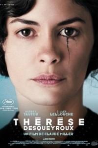 Caratula, cartel, poster o portada de Thérèse D.