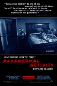 Caratula, cartel, poster o portada de Paranormal Activity