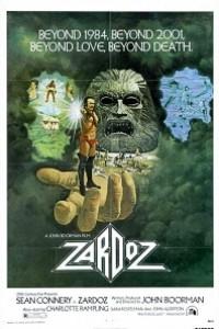 Caratula, cartel, poster o portada de Zardoz