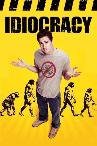 Caratula, cartel, poster o portada de Idiocracia
