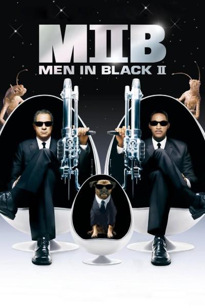 Caratula, cartel, poster o portada de MIIB: Hombres de negro II (Men in Black 2)