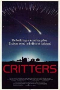Caratula, cartel, poster o portada de Critters