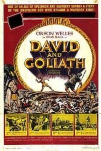 Caratula, cartel, poster o portada de David y Goliat