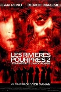 Caratula, cartel, poster o portada de Ríos de color púrpura 2: Los ángeles del apocalipsis