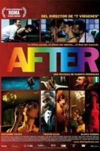 Caratula, cartel, poster o portada de After