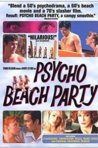 Caratula, cartel, poster o portada de Psycho Beach Party