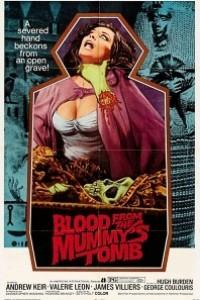 Caratula, cartel, poster o portada de La sangre en la tumba de la momia