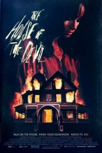 Caratula, cartel, poster o portada de La casa del diablo