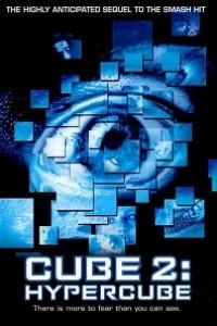 Caratula, cartel, poster o portada de Cube 2: Hypercube